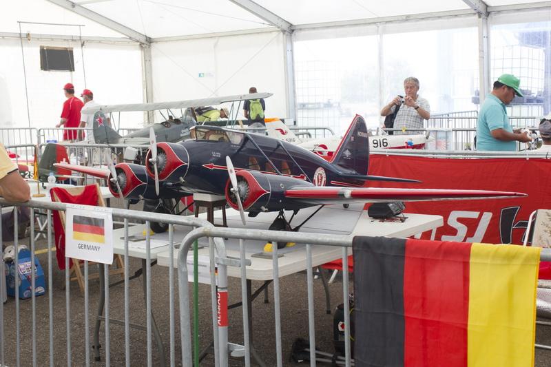 Championnat du monde d'aéromodélisme à Marmande CDMM2014-08